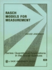 Rasch Models for Measurement : SAGE Publications - eBook