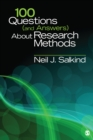 100 Questions (and Answers) About Research Methods - eBook