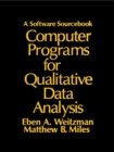 Computer Programs for Qualitative Data Analysis : A Software Sourcebook - eBook