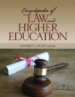 Encyclopedia of Law and Higher Education - eBook