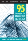 95 Strategies for Remodeling Instruction : Ideas for Incorporating CCSS - eBook