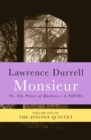 Monsieur : Or, The Prince of Darkness - eBook