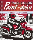 Two-Color Paint-doku - Book