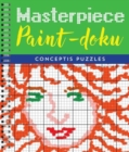 Masterpiece Paint-doku - Book