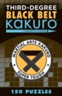 Third-Degree Black Belt Kakuro - Book