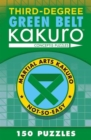 Third-Degree Green Belt Kakuro - Book