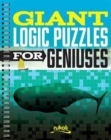 Giant Logic Puzzles for Geniuses - Book