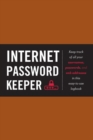 Internet Password Keeper - Book