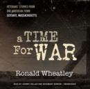 A Time for War - eAudiobook