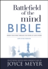 Battlefield of the Mind Bible : Renew Your Mind Through the Power of God's Word - Book