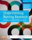 Understanding Nursing Research : Building an Evidence-Based Practice - Book