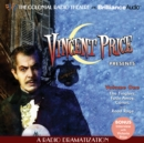 Vincent Price Presents - Volume One : Four Radio Dramatizations - eAudiobook