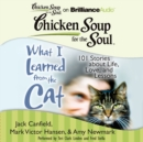 Chicken Soup for the Soul: What I Learned from the Cat : 101 Stories about Life, Love, and Lessons - eAudiobook
