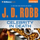 Celebrity in Death - eAudiobook