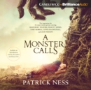 A Monster Calls : Inspired by an Idea from Siobhan Dowd - eAudiobook
