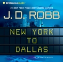 New York to Dallas - eAudiobook