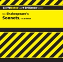Shakespeare's Sonnets, 1st Edition - eAudiobook