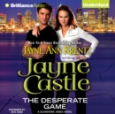 The Desperate Game - eAudiobook
