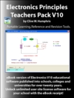 Electronics Principles Teachers Pack V10 - eBook