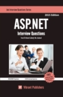 ASP.NET Interview Questions You'll Most Likely Be Asked - eBook