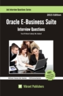 Oracle E-Business Suite Interview Questions You'll Most Likely Be Asked - eBook