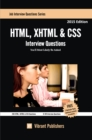 HTML, XHTML & CSS Interview Questions You'll Most Likely Be Asked - eBook