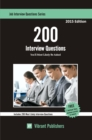 200 Interview Questions You'll Most Likely Be Asked - eBook