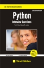 Python Interview Questions You'll Most Likely Be Asked - eBook