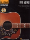 Hal Leonard Folk Guitar Method (Book/Online Audio) - Book