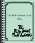 The Real Christmas Book Play-Along, Vol. A-G - Book