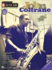 Jazz Play-Along Volume 163 : John Coltrane Standards - Book