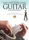 Sing Along With Easy Fingerpicking Guitar Accompaniment (Book/Online Audio) - Book