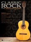 Classic Rock For Classical Guitar - Book