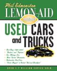 Lemon-Aid Used Cars and Trucks 2012-2013 - eBook