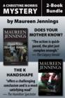 Christine Morris Mysteries 2-Book Bundle : Does Your Mother Know? / The K Handshape - eBook