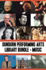 Dundurn Performing Arts Library Bundle - Musicians : Opening Windows / True Tales from the Mad, Mad, Mad World of Opera / Lois Marshall / John Arpin / Elmer Iseler / Jan Rubes / Music Makers / There's - eBook