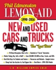 Lemon-Aid New and Used Cars and Trucks 1990-2016 - eBook