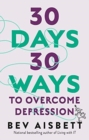 30 Days 30 Ways To Overcome Depression - Book