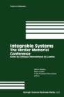 Integrable Systems : The Verdier Memorial Conference Actes du Colloque International de Luminy - eBook