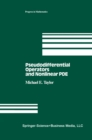 Pseudodifferential Operators and Nonlinear PDE - eBook
