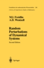 Random Perturbations of Dynamical Systems - eBook