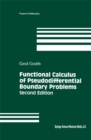 Functional Calculus of Pseudodifferential Boundary Problems - eBook