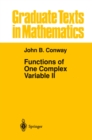 Functions of One Complex Variable II - eBook