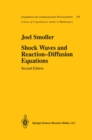 Shock Waves and Reaction-Diffusion Equations - eBook