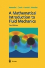 A Mathematical Introduction to Fluid Mechanics - eBook