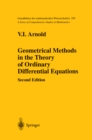 Geometrical Methods in the Theory of Ordinary Differential Equations - eBook