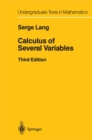 Calculus of Several Variables - eBook