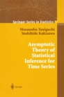 Asymptotic Theory of Statistical Inference for Time Series - eBook