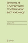 Reviews of Environmental Contamination and Toxicology 164 - eBook