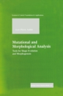 Mutational and Morphological Analysis : Tools for Shape Evolution and Morphogenesis - eBook